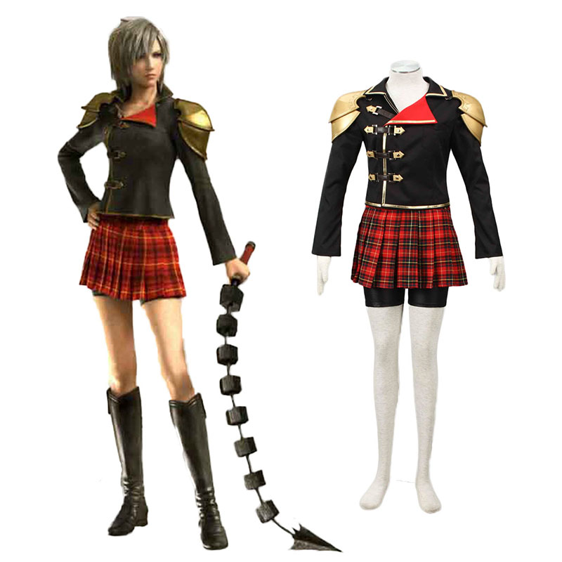 Final Fantasy Type-0 Seven 1 Cosplay Costumes South Africa