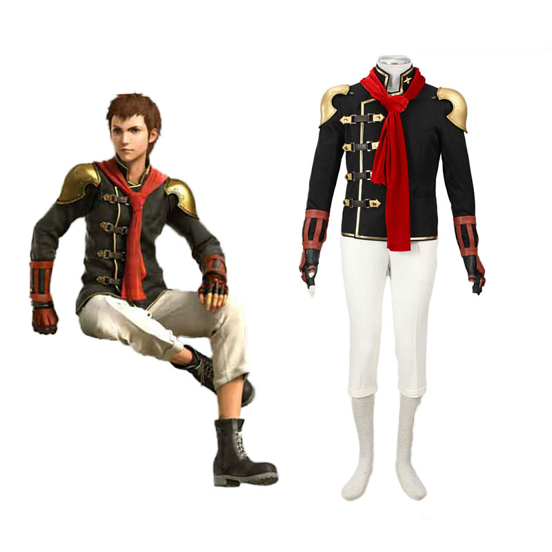 Final Fantasy Type-0 Eingt 1 Cosplay Costumes South Africa