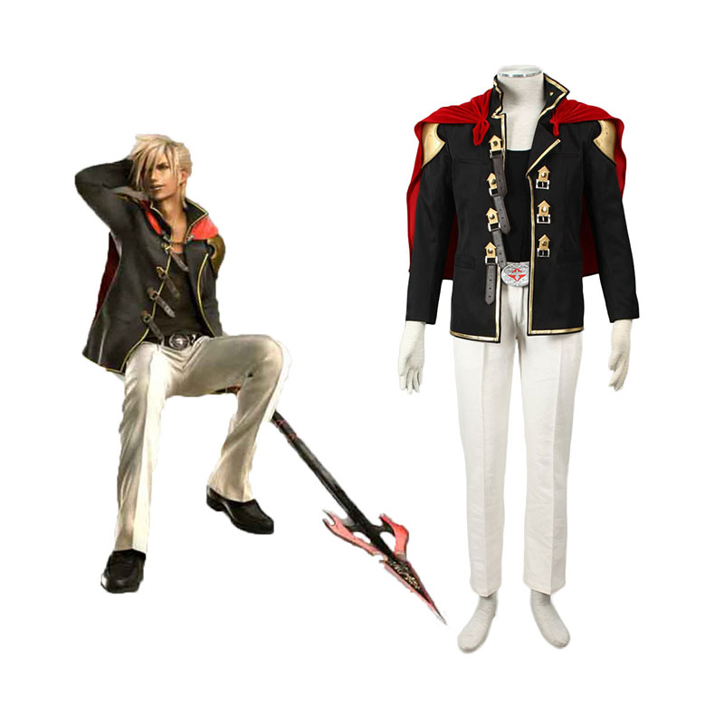 Final Fantasy Type-0 Nine 1 Cosplay Costumes South Africa