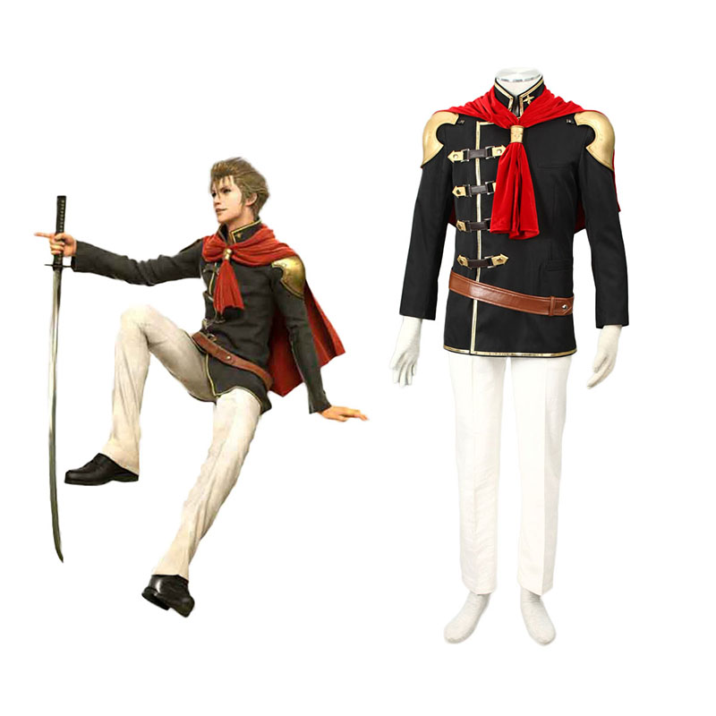 Final Fantasy Type-0 Jack 1 Cosplay Costumes South Africa