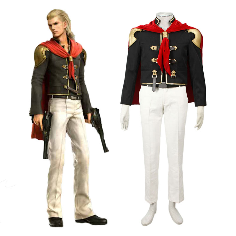 Final Fantasy Type-0 King 1 Cosplay Costumes South Africa