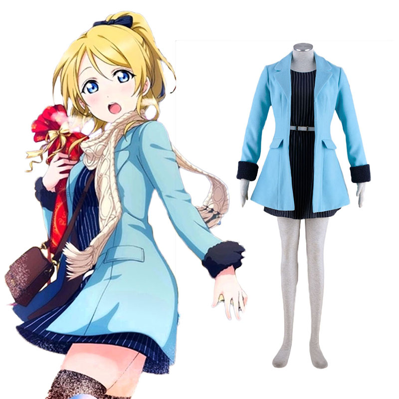 Love Live! Eli Ayase 2 Cosplay Costumes South Africa
