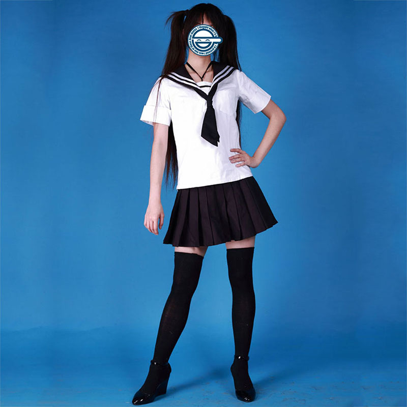 Sailor Suit Uniform 3 Black Tie Cosplay Costumes South Africa