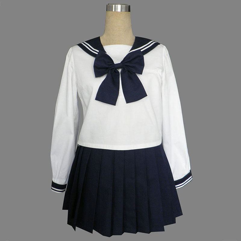 Long Sleeves Sailor Uniform 9 Cosplay Costumes South Africa