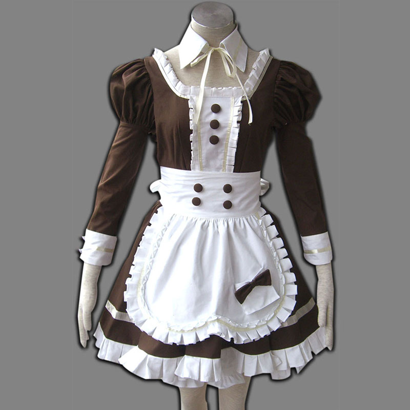 Maid Uniform 4 Coffee Whispery Cosplay Costumes South Africa