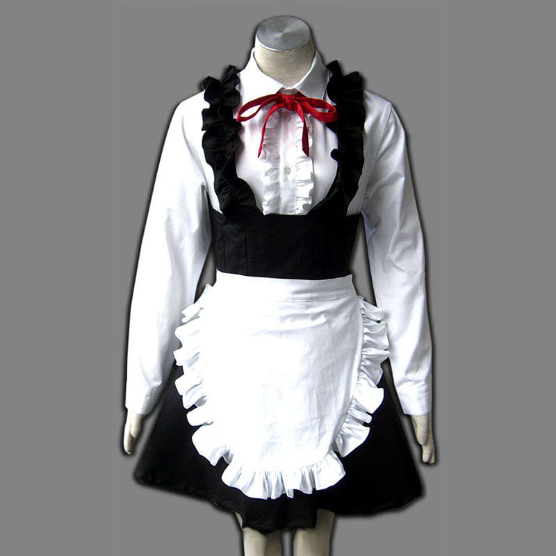 Maid Uniform 8 Pure Spirit Cosplay Costumes South Africa