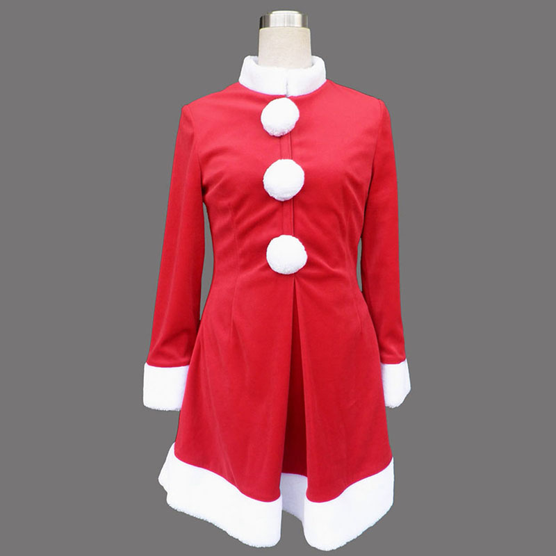 Red Christmas Lady Dress 6 Cosplay Costumes South Africa