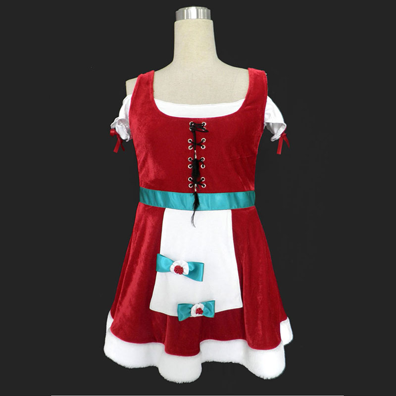Christmas Lady Dress 8 Cosplay Costumes South Africa
