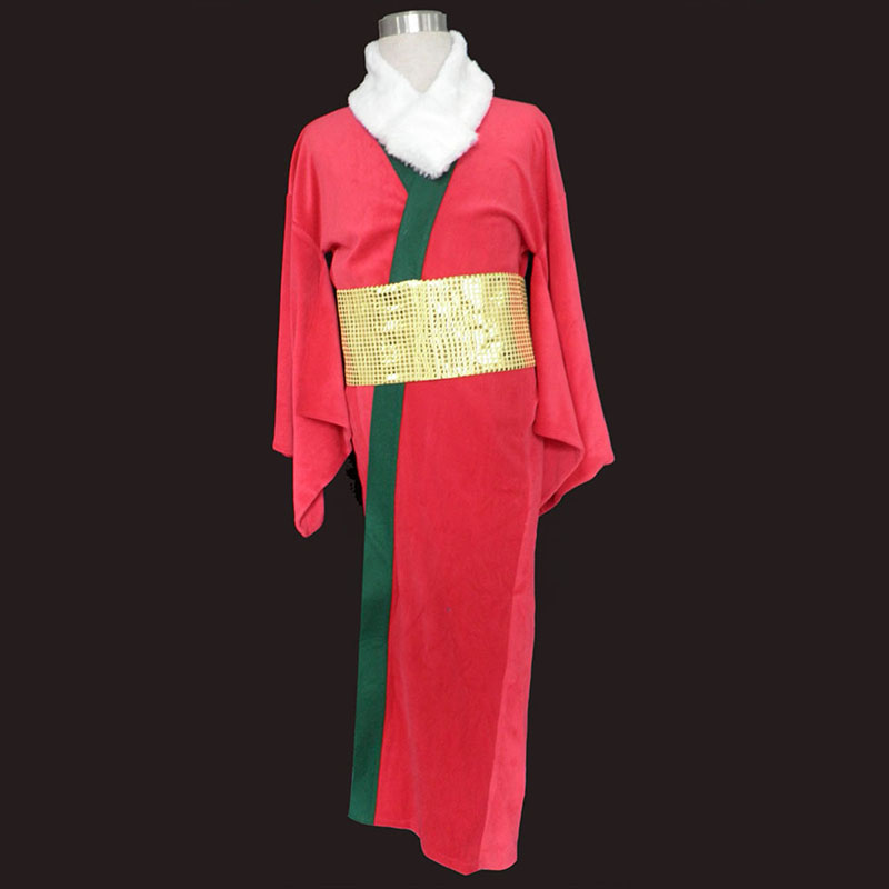 Christmas Red Kimono 1 Cosplay Costumes South Africa