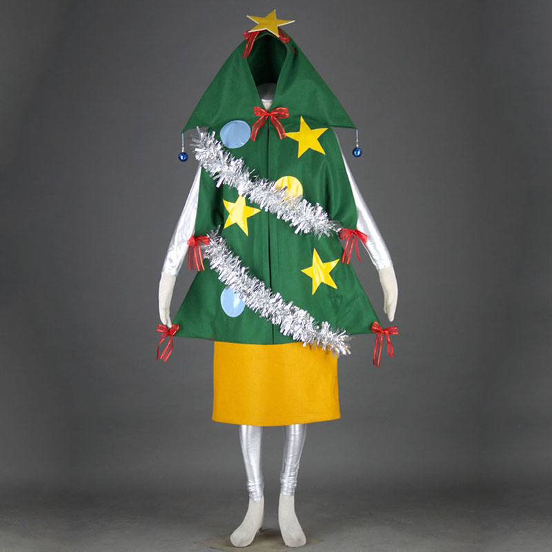 Christmas Tree 1 Cosplay Costumes South Africa