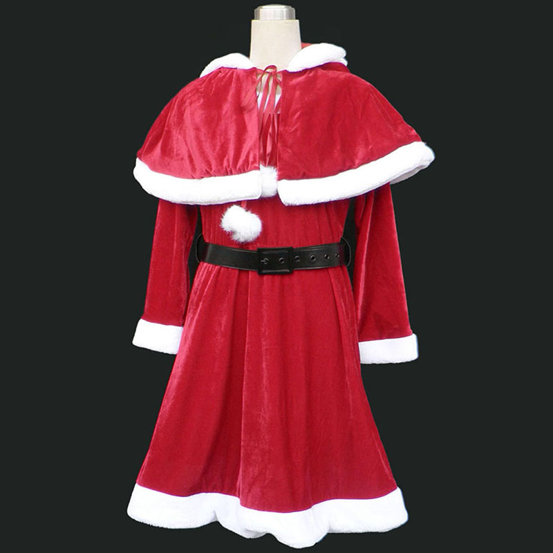 Christmas Lady Dress 9 Red Cosplay Costumes South Africa