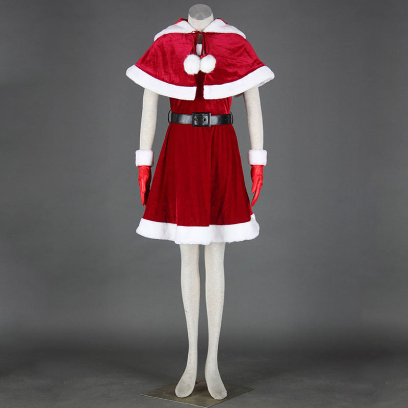 Christmas Lady Dress 11 Cosplay Costumes South Africa