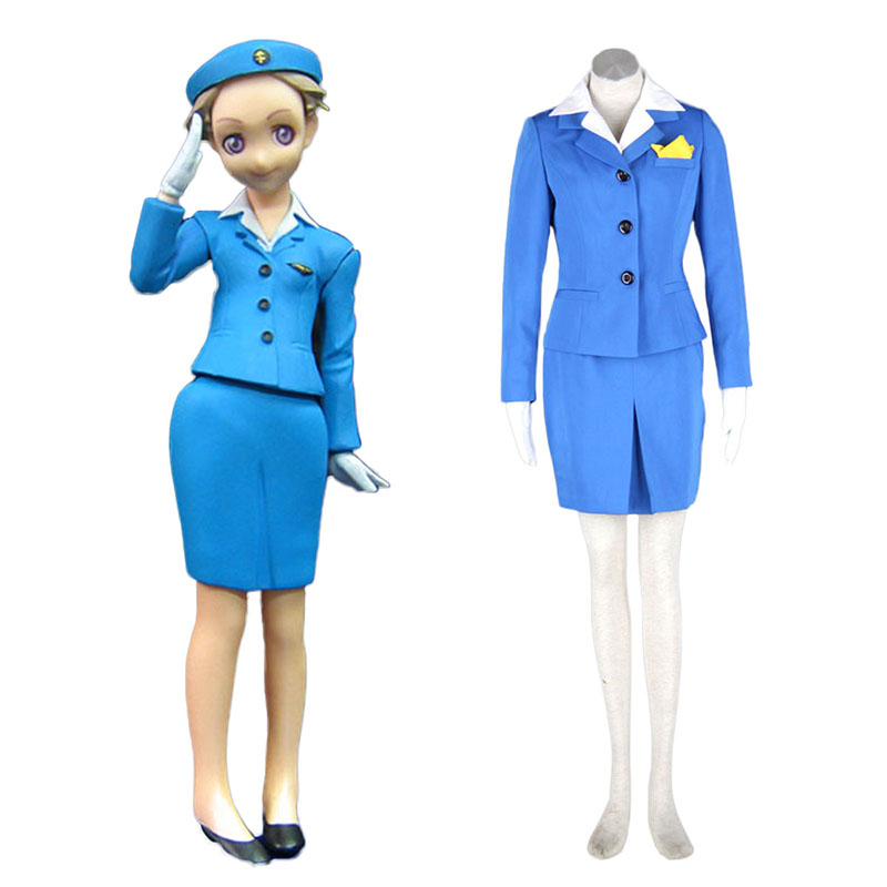 Aviation Uniform Culture Stewardess 1 Cosplay Costumes South Africa