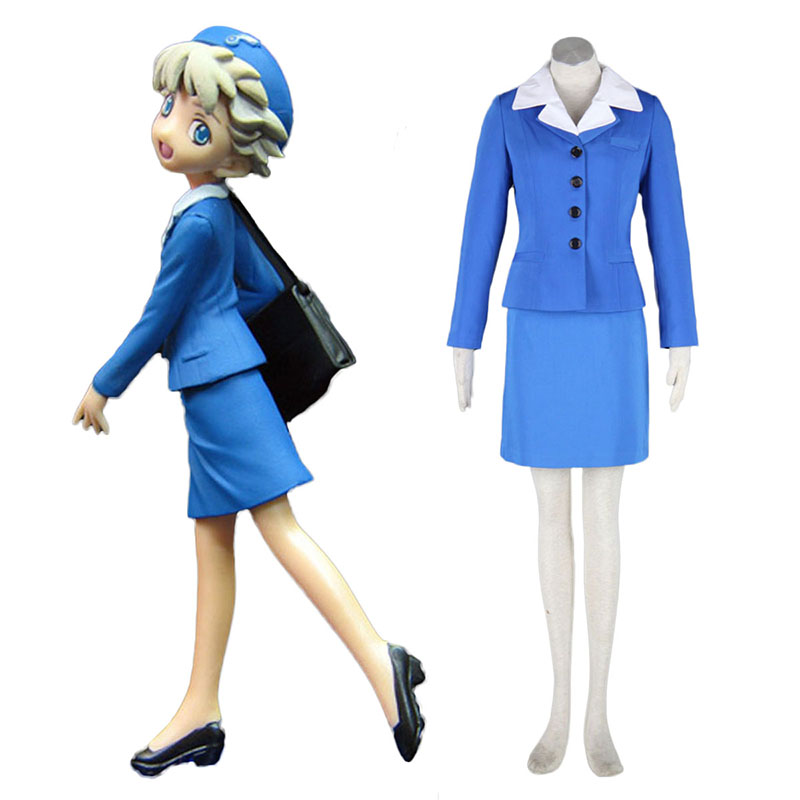 Aviation Uniform Culture Stewardess 2 Cosplay Costumes South Africa