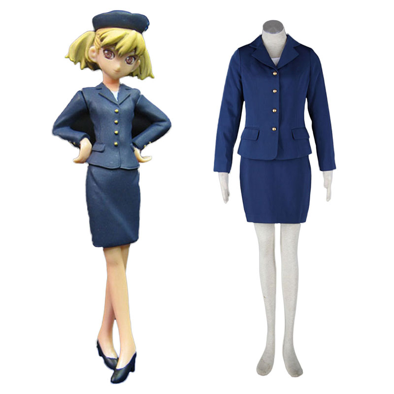 Aviation Uniform Culture Stewardess 3 Cosplay Costumes South Africa
