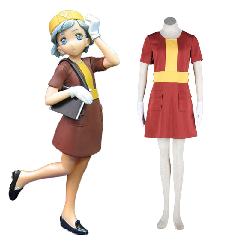 Aviation Uniform Culture Stewardess 4 Cosplay Costumes South Africa