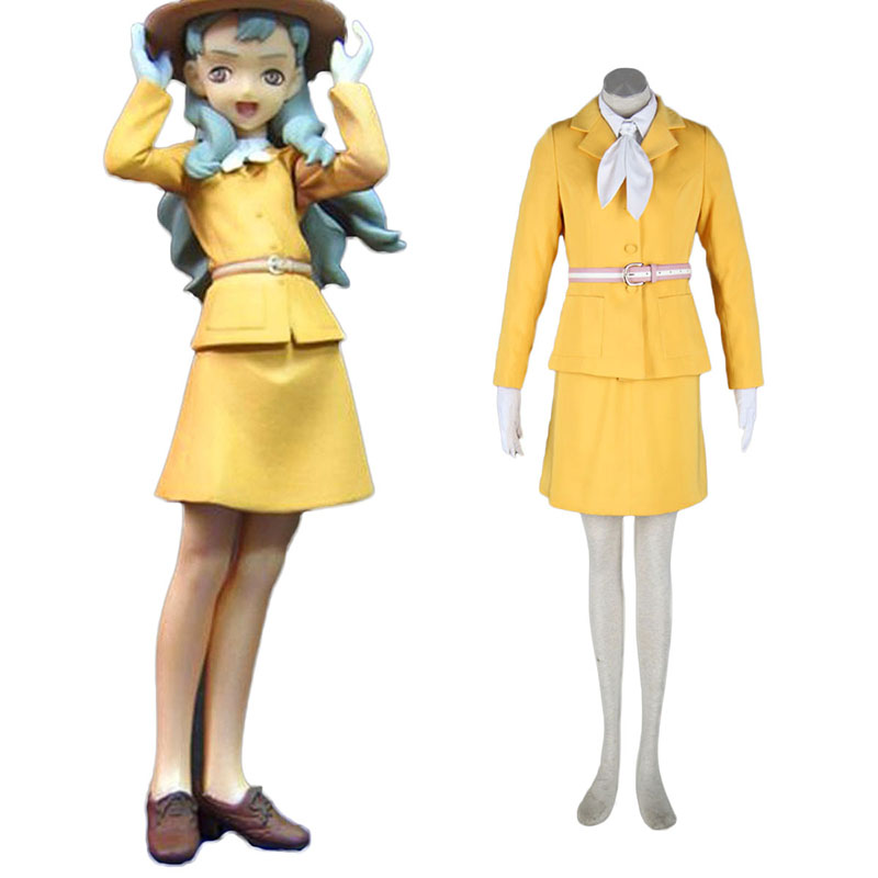 Aviation Uniform Culture Stewardess 5 Cosplay Costumes South Africa