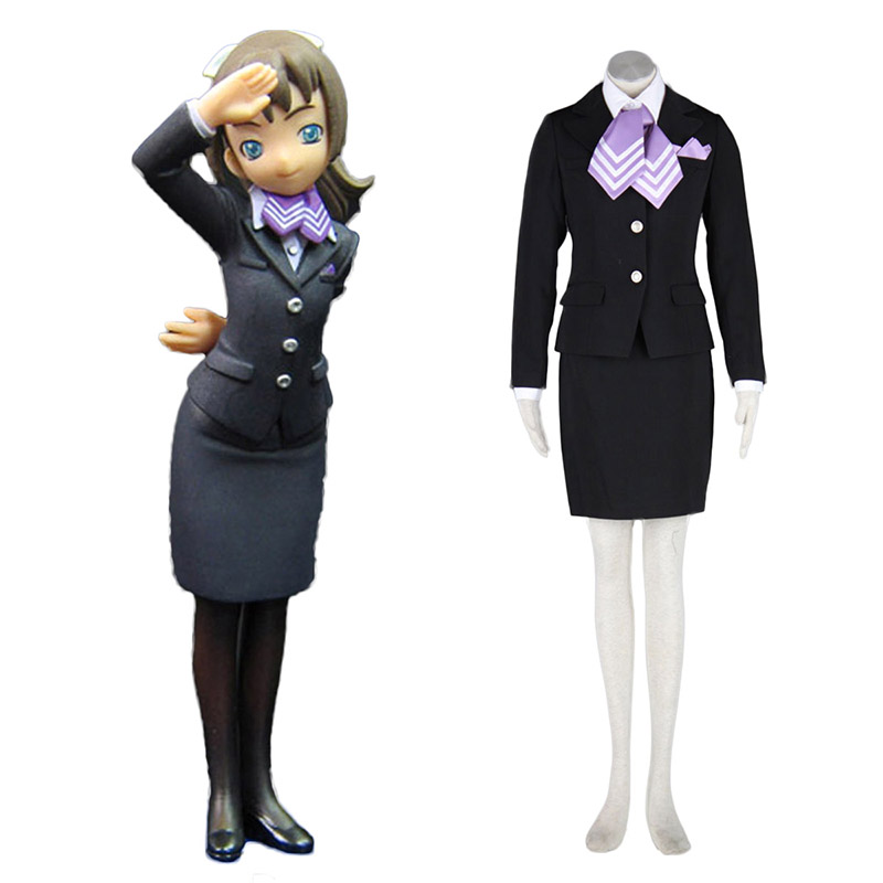 Aviation Uniform Culture Stewardess 9 Cosplay Costumes South Africa