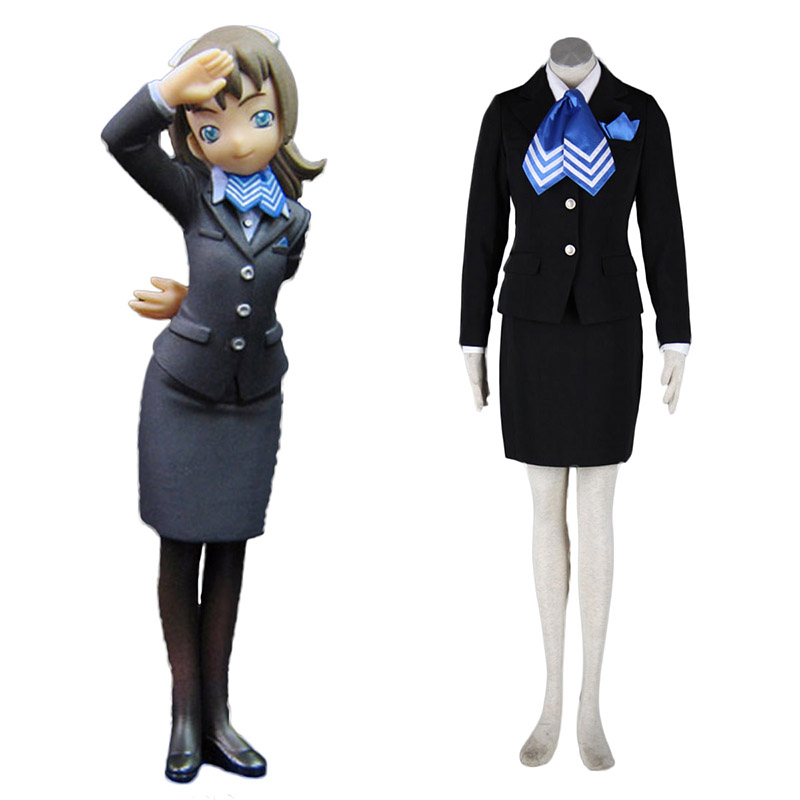 Aviation Uniform Culture Stewardess 10 Cosplay Costumes South Africa