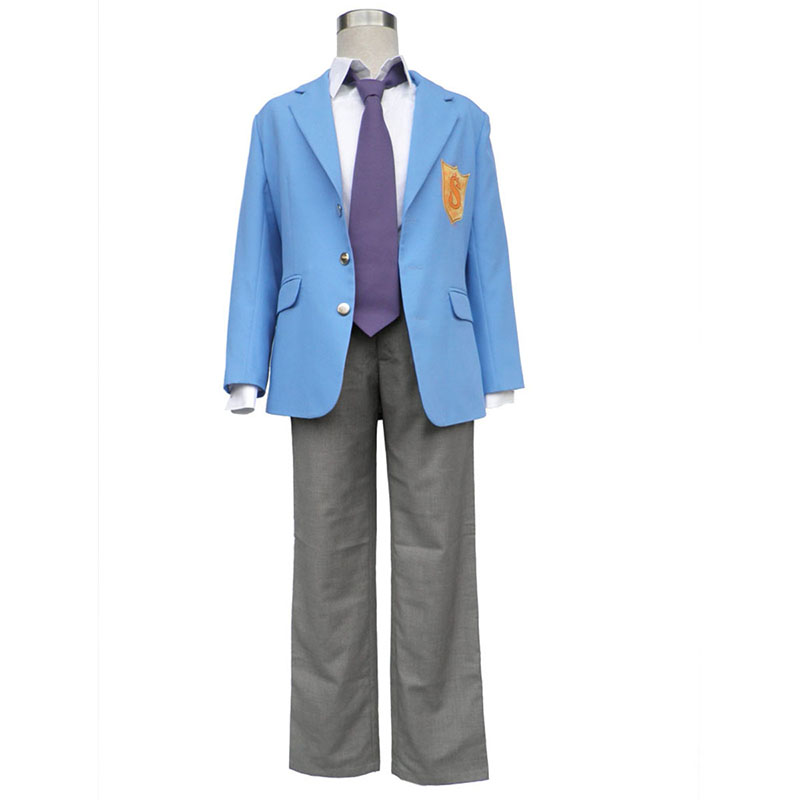 The Springs of Prince Male Uniforms Cosplay Costumes South Africa