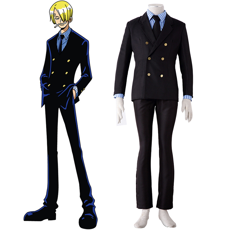 One Piece Sanji 1 Cosplay Costumes South Africa