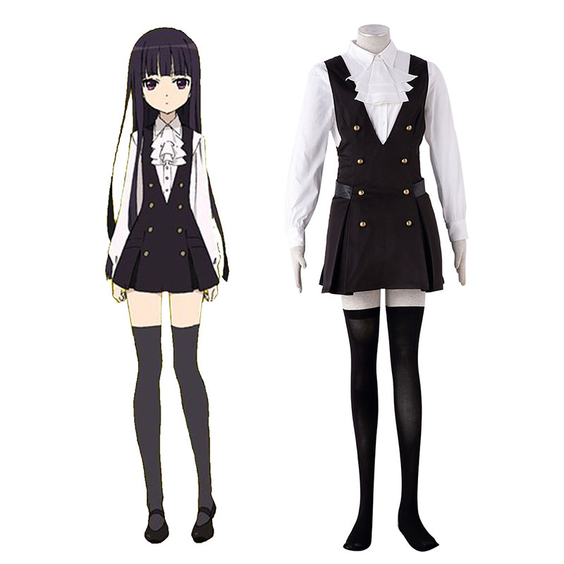 Inu X Boku SS Shirakiin Riricho 3 Cosplay Costumes South Africa