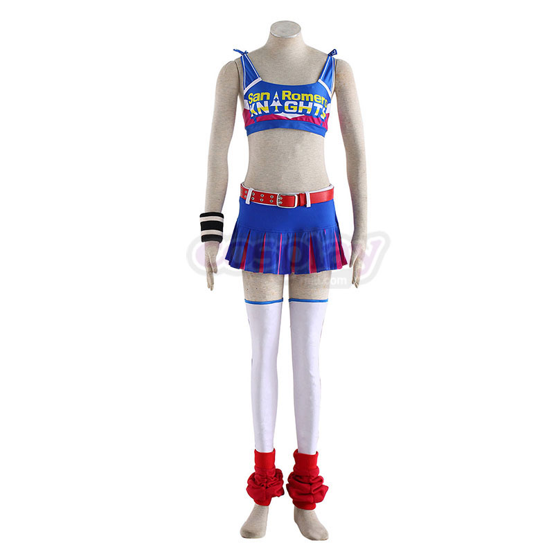 Lollipop Chainsaw Juliet 1 Cosplay Costumes South Africa