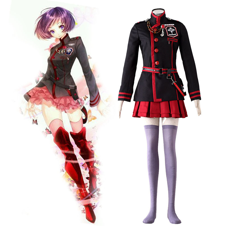 D.Gray-man Linali Lee 3 Cosplay Costumes South Africa