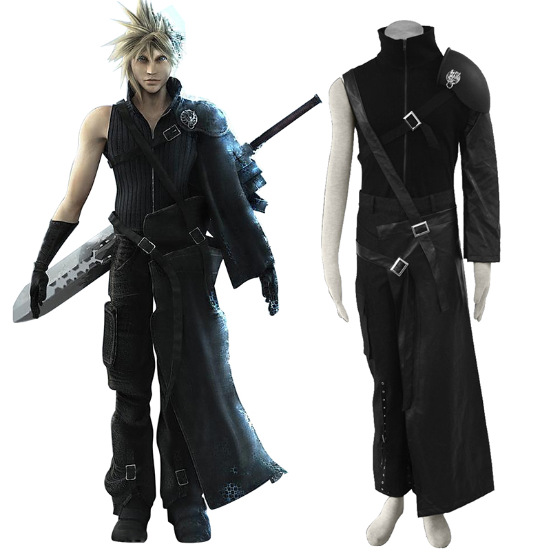 Final Fantasy VII Cloud Strife Cosplay Costumes South Africa