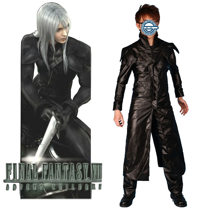 Final Fantasy VII Yazoo Cosplay Costumes South Africa
