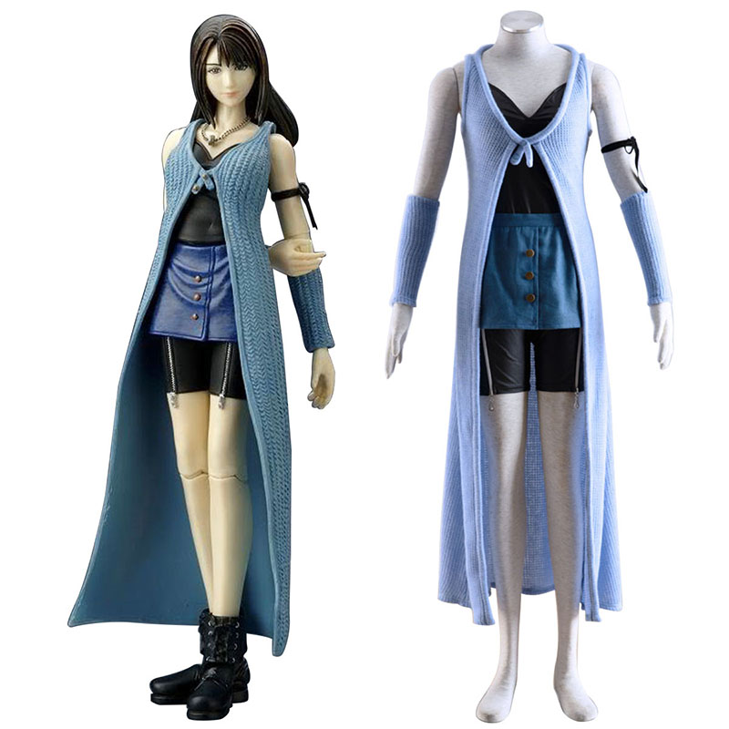 Final Fantasy VIII Rinoa Heartilly 1 Cosplay Costumes South Africa