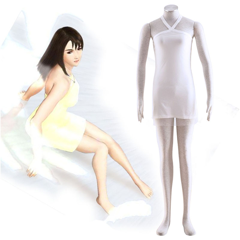 Final Fantasy VIII Rinoa Heartilly 2 Cosplay Costumes South Africa