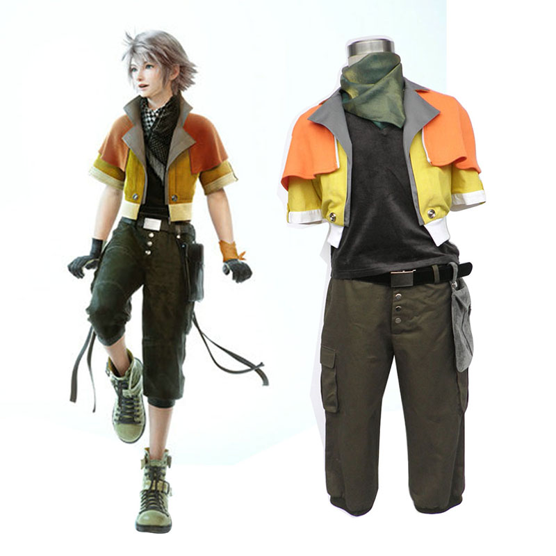 Final Fantasy XIII Hope Estheim 1 Cosplay Costumes South Africa