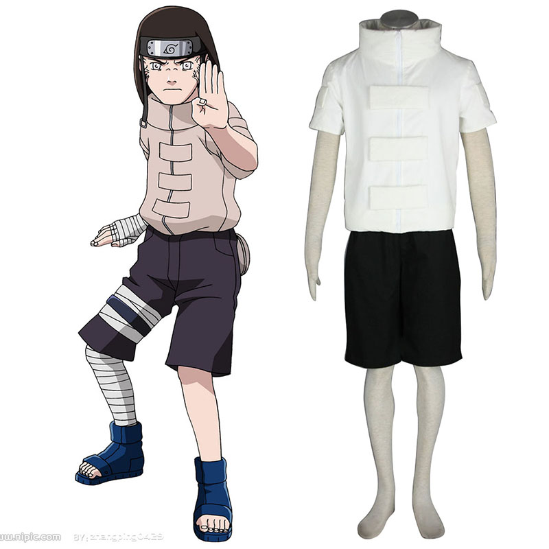 Naruto Hyūga Neji 1 Cosplay Costumes South Africa