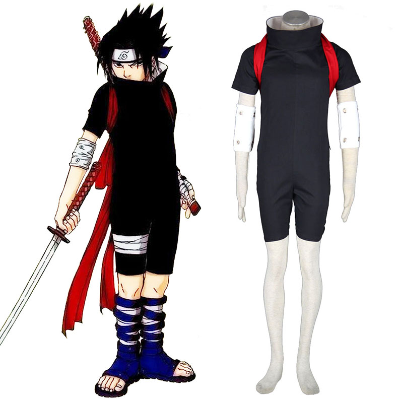 Naruto Sasuke Uchiha 2 Cosplay Costumes South Africa