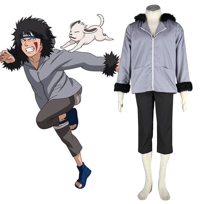 Naruto Inuzuka Kiba 1 Cosplay Costumes South Africa