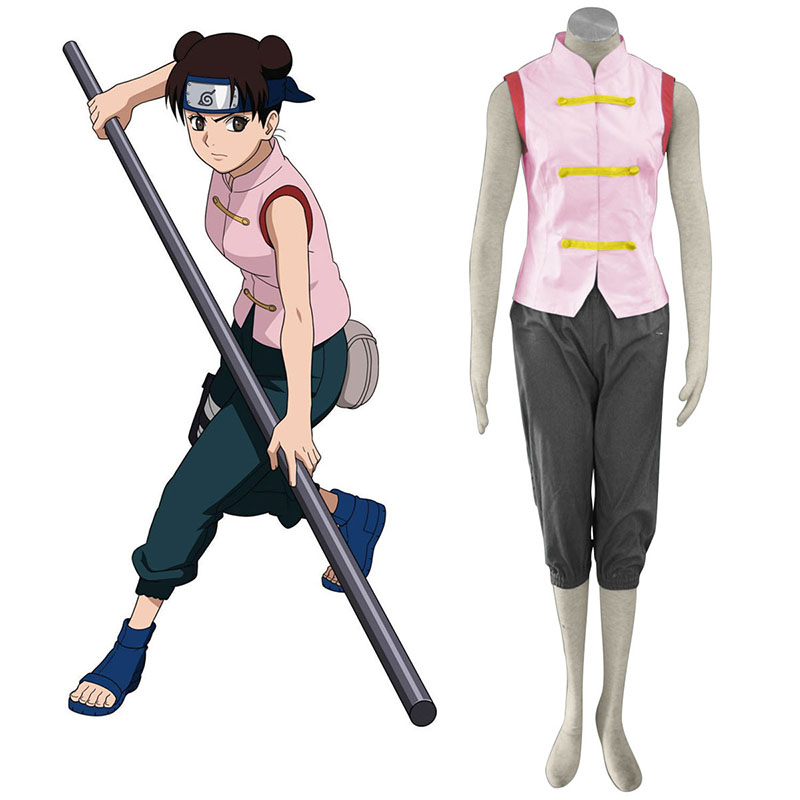 Naruto Tenten 1 Cosplay Costumes South Africa