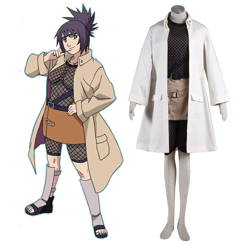 Naruto Mitarashi Anko Cosplay Costumes South Africa