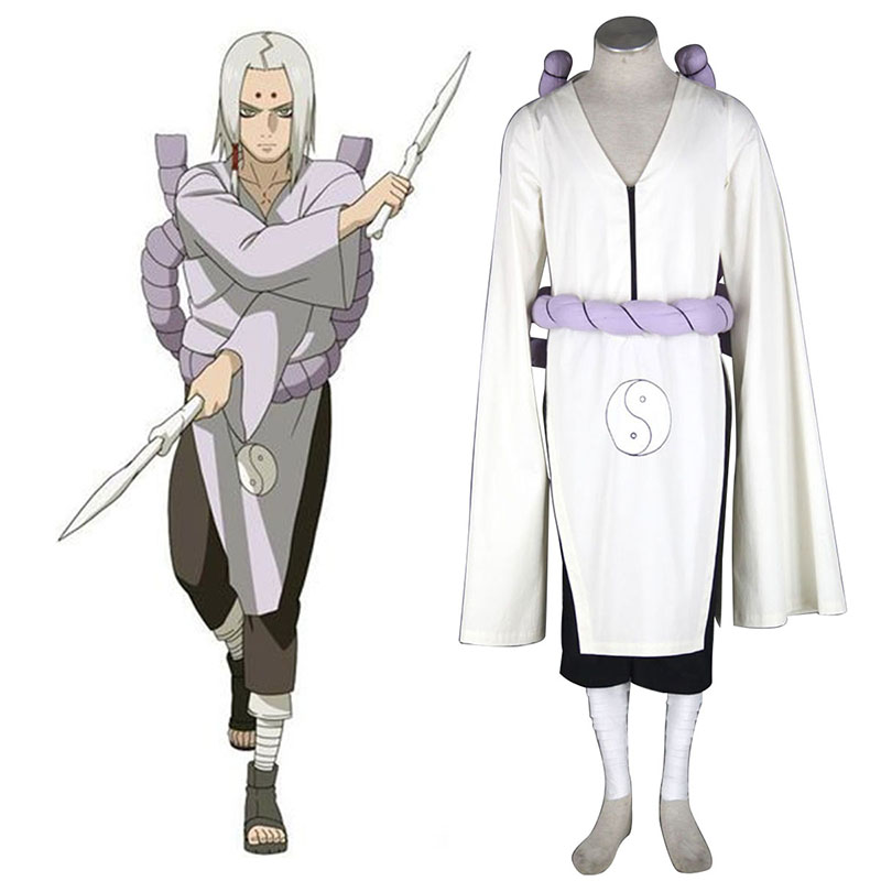 Naruto Kimimaro 1 Cosplay Costumes South Africa