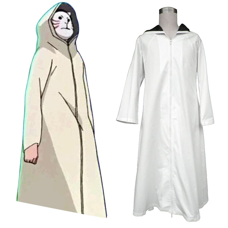 Naruto ANBU Cloak 1 Cosplay Costumes South Africa