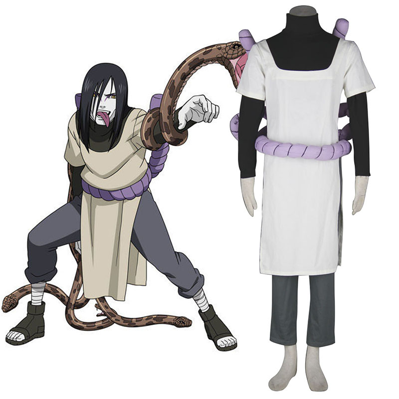 Naruto Orochimaru 1 Cosplay Costumes South Africa