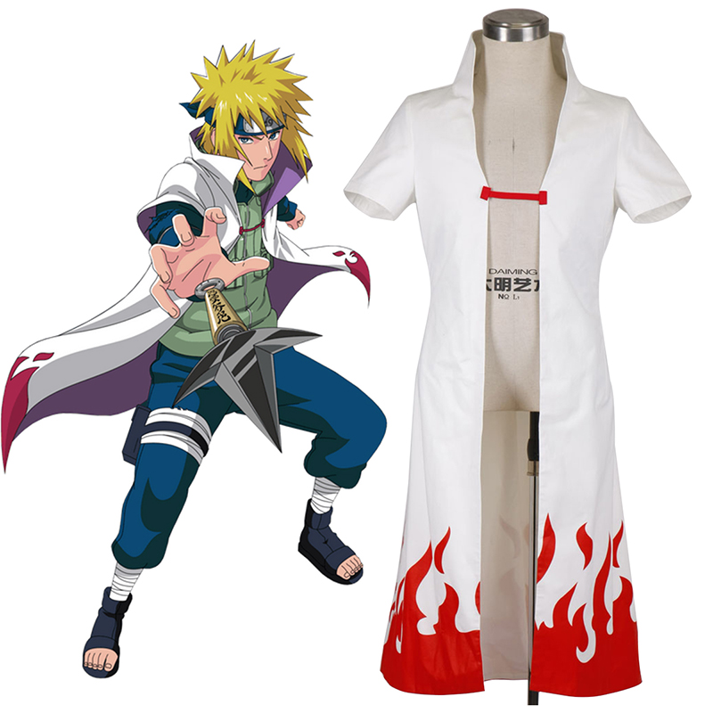 Naruto Fourth Hokage 2 Cosplay Costumes South Africa