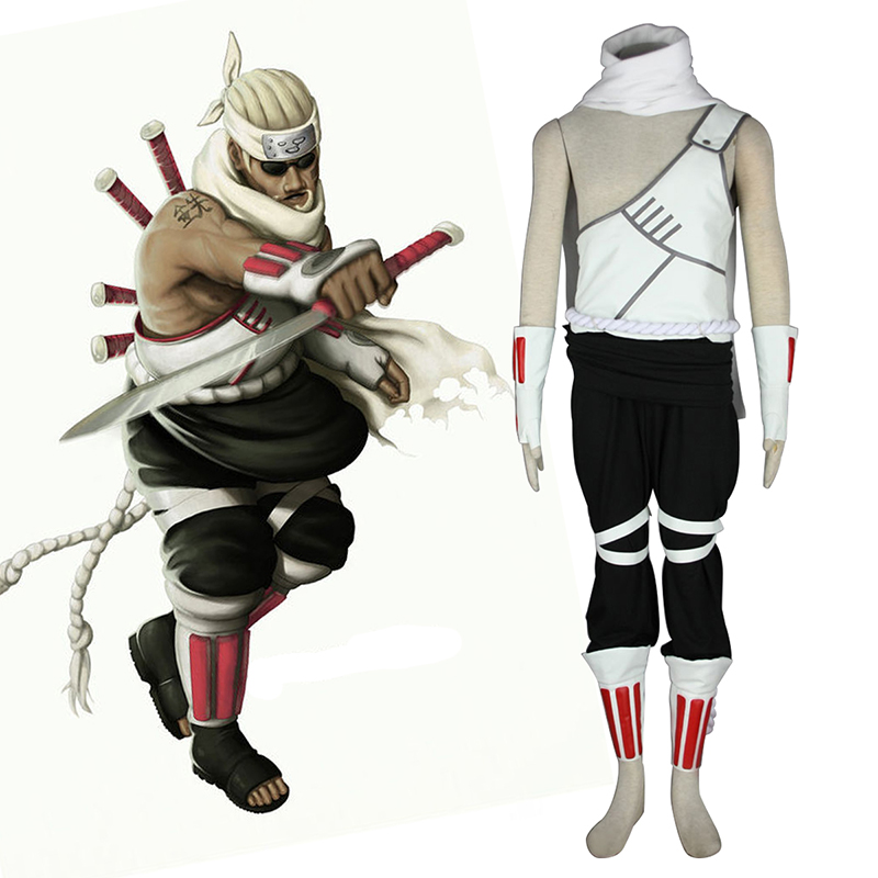 Naruto Killer B 1 Cosplay Costumes South Africa