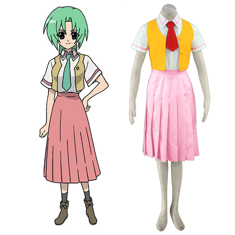 Higurashi When They Cry Sonozaki Mion 1 Cosplay Costumes South Africa