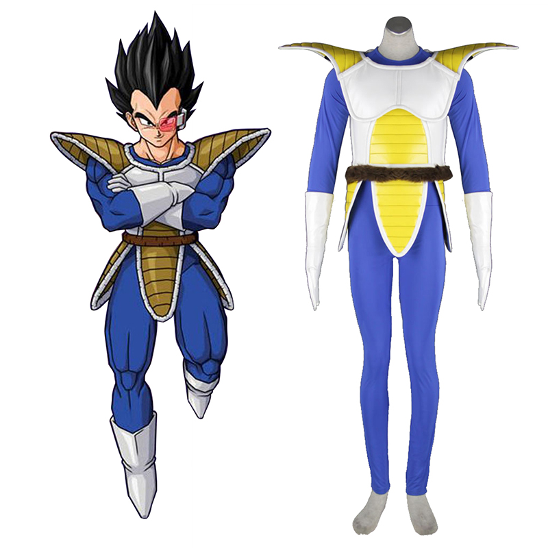 Dragon Ball Vegeta 1 Cosplay Costumes South Africa