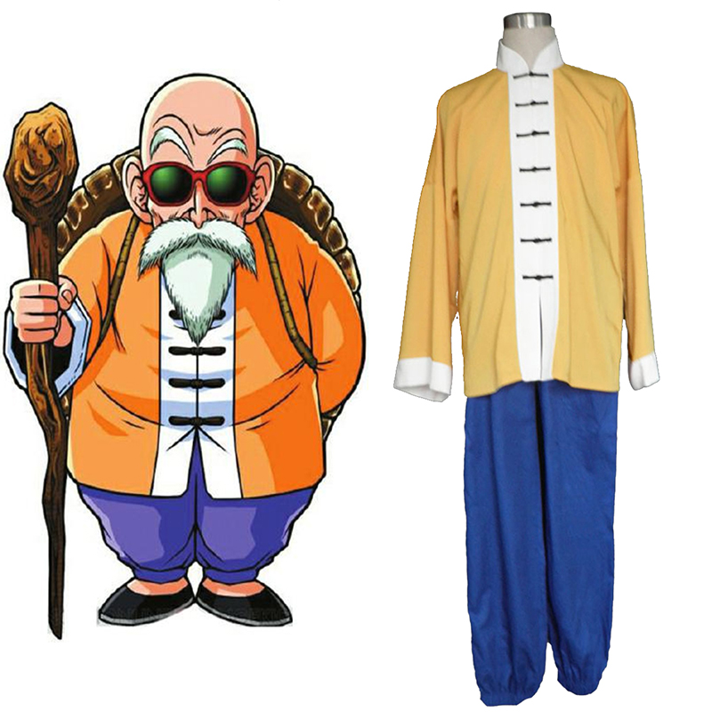 Dragon Ball Kame-Sennin 1 Cosplay Costumes South Africa