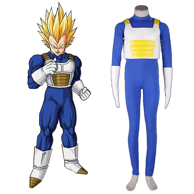 Dragon Ball Vegeta 3 Cosplay Costumes South Africa