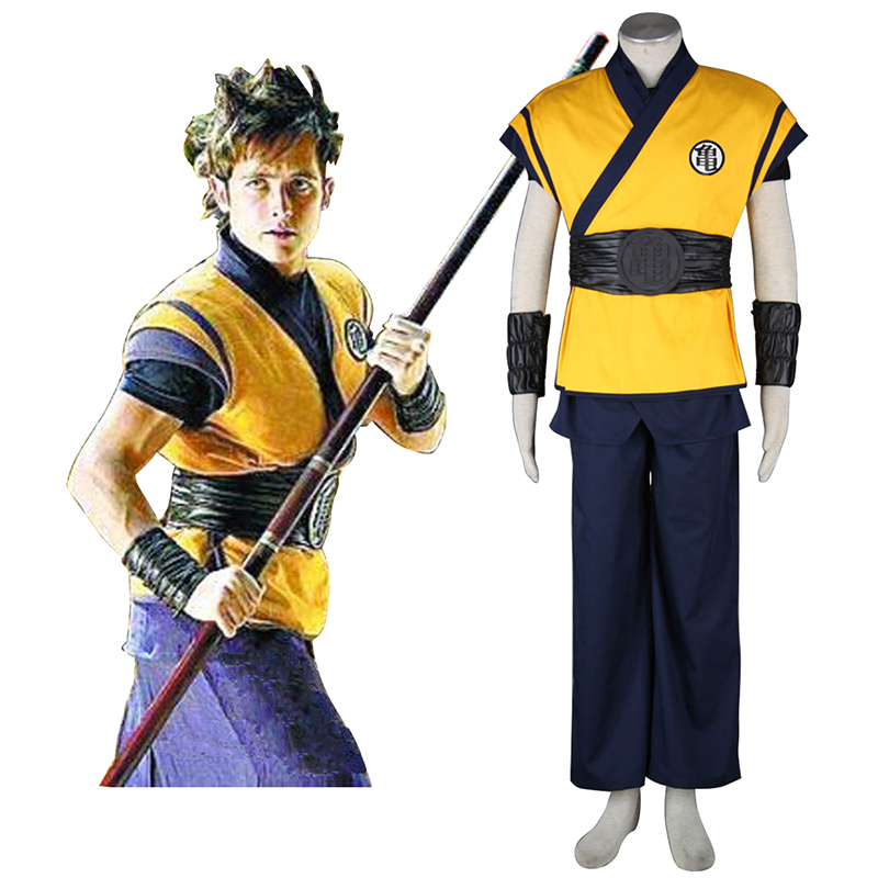 Dragon Ball Son Goku 3 Cosplay Costumes South Africa