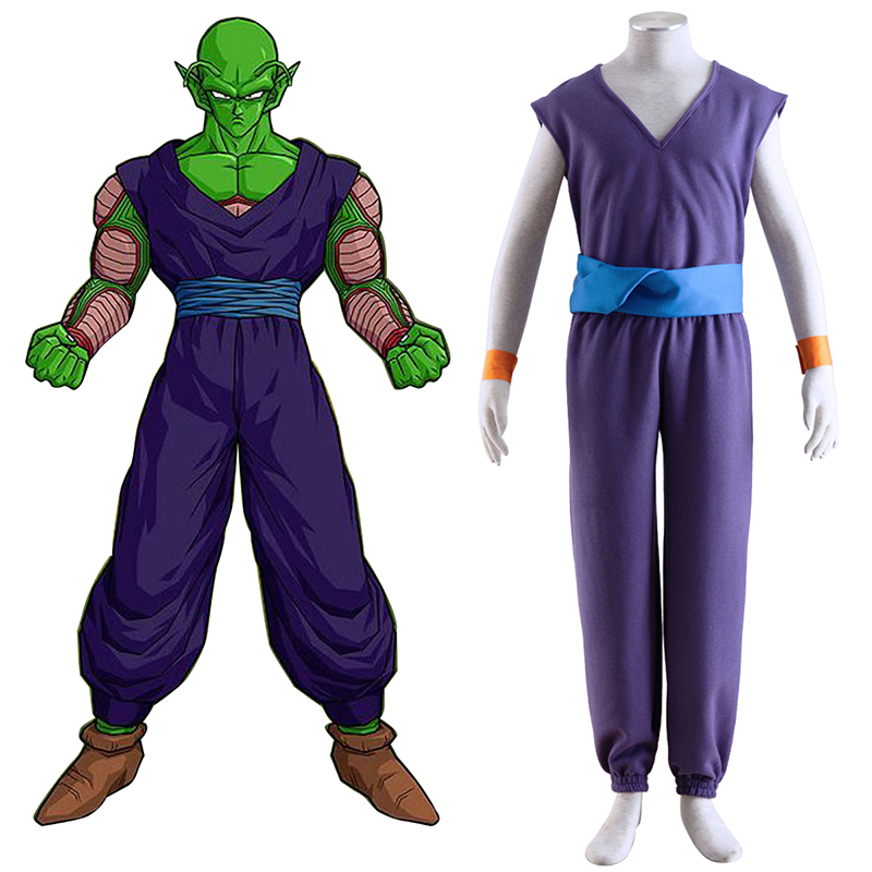 Dragon Ball Piccolo 1 Purple Cosplay Costumes South Africa