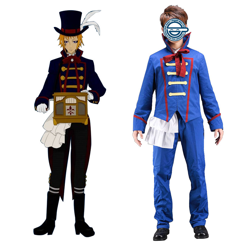 Black Butler Drocell Caines 1 Cosplay Costumes South Africa